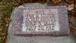 Eva Barbara <I>Stump</I> Schleckmann