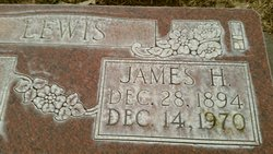 James Henry Lewis