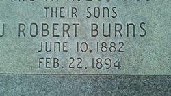 Robert Burns McLachlan