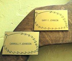 Gary Forest Johnson