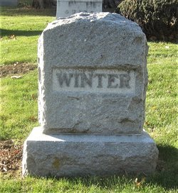 Augusta Pittman <I>Hutchinson</I> Winter