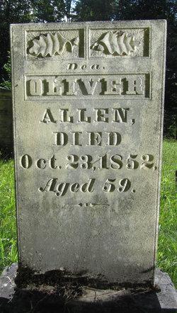 Dea Oliver Allen