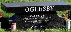 Karla Kay <I>Kunkel</I> Oglesby