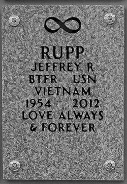 Jeffery R Rupp