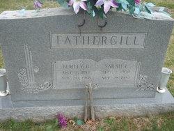 Sarah Elizabeth <I>Malear</I> Fathergill