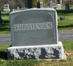Mary <I>Christensen</I> Dorland