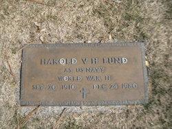 Harold Vico Howard Lund