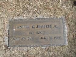 Lester E Jensen, Jr