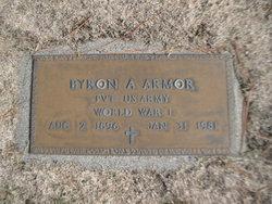 Byron A Armor