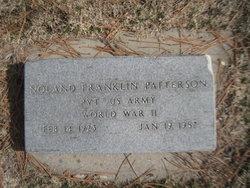 Noland Franklin Patterson