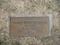 Henry William Allen