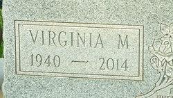 Virginia M. Comer