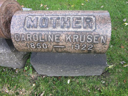 Caroline Krusen
