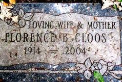 Florence B. Cloos