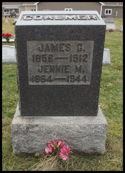 Jennie M Coalmer