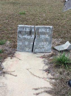 Lillie K Hall