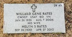 Willard Gene Bates
