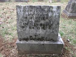 Libbie Morrow Murfree