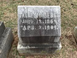 Talley Murfree