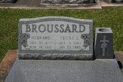 Hebrard Broussard