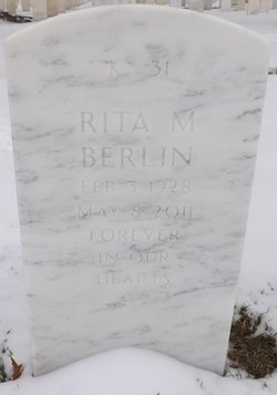 Rita M. <I>Thomas</I> Berlin