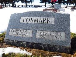 Myrtle H <I>Lien</I> Fosmark