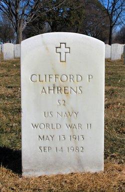 Clifford Paul Ahrens
