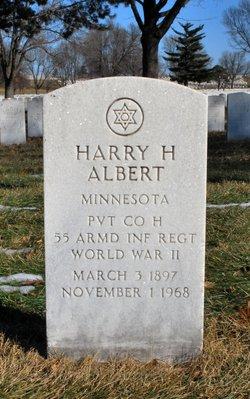 Harry Henry Albert