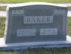 Bessie Rosella <I>Baxter</I> Baker
