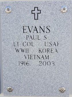 Paul Shannon Evans