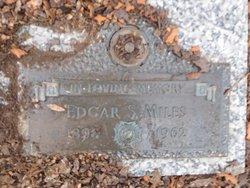 Edgar Simper Miles
