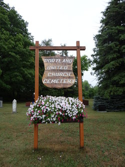 Portland United Church Cemetery