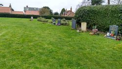 Collingham South  End  Cemetery