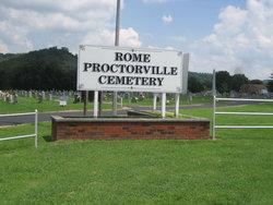 Rome Proctorville Cemetery