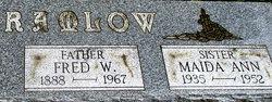 Fred W Ramlow