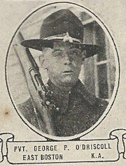 George Patrick O'Driscoll