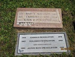 Alton Ross Pendleton