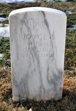 Joyce R Ahrens