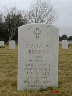 Emma A Berry