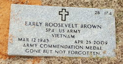 Early Roosevelt Brown