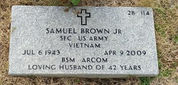 Samuel Brown, Jr
