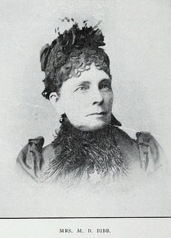Martha Dandridge Bibb