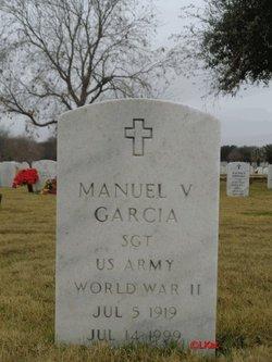 Manuel V Garcia