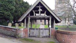 Collingham North All  Saints  Churchyard