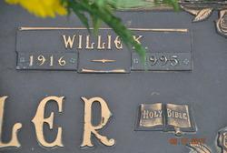 Willie K Wheeler