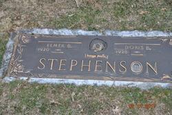 Doris B Stephenson