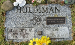 Alvin Loyd Holdiman, Jr.