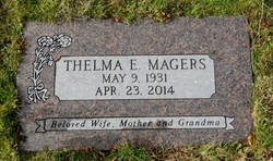 Thelma E. Magers