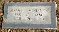 Rachel <I>Dillon</I> McKinnon