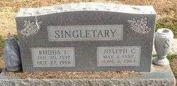 Rhoda L Singletary